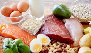 أطعمة للأطفال غنية بالبروتين 1 300x175 - أطعمة للأطفال غنية بالبروتين