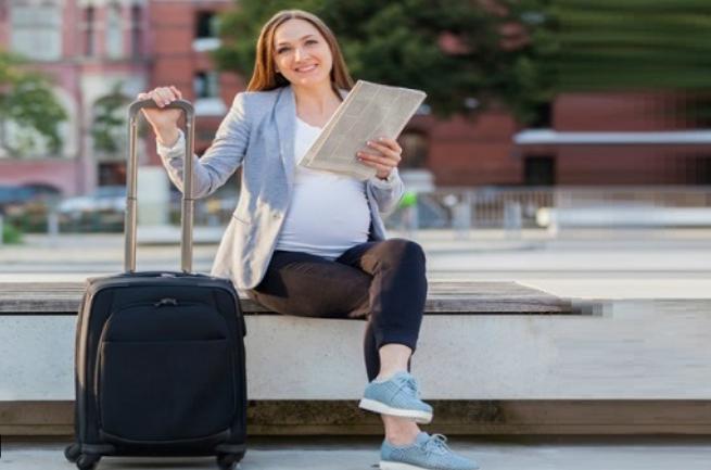 أهم الاعراض التى تحتاج اليها الحامل أثناء السفر