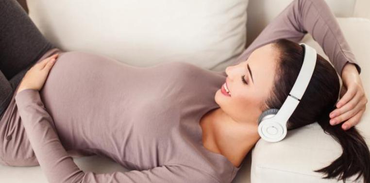 الموسيقى وتأثيرها على الحامل والجنين5 - أثر الموسيقى على الحامل والجنين