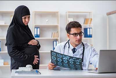 تطعيم الحج للحامل1 - هل يسمح للحامل أداء الحج