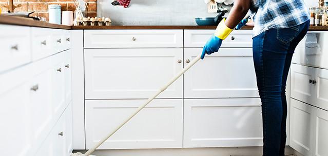 جدول تنظيف البيت يومي واسبوعي وشهري