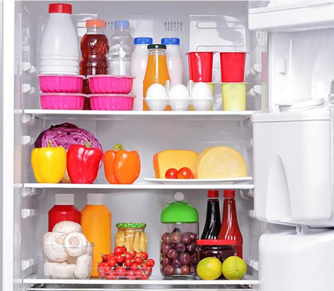 حفظ الطعام المطبوخ في الثلاجة