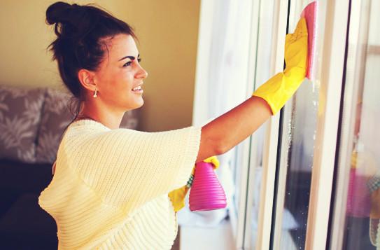 كيف تنظفين منزلك في نصف ساعة