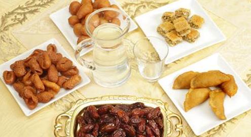 هل حلويات رمضان تسبب ضرر على الحامل