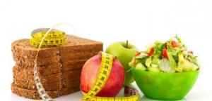 نظام غذائي لإنقاص الوزن بطريقة صحيحة