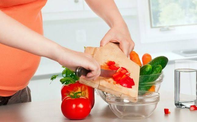 فوائد الطماطم للحامل