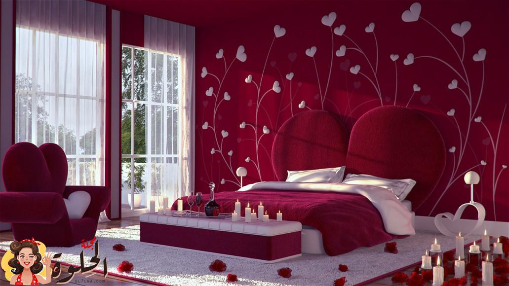 ديكورات غرف نوم للعرسان 4 - ديكورات غرف نوم للعرسان