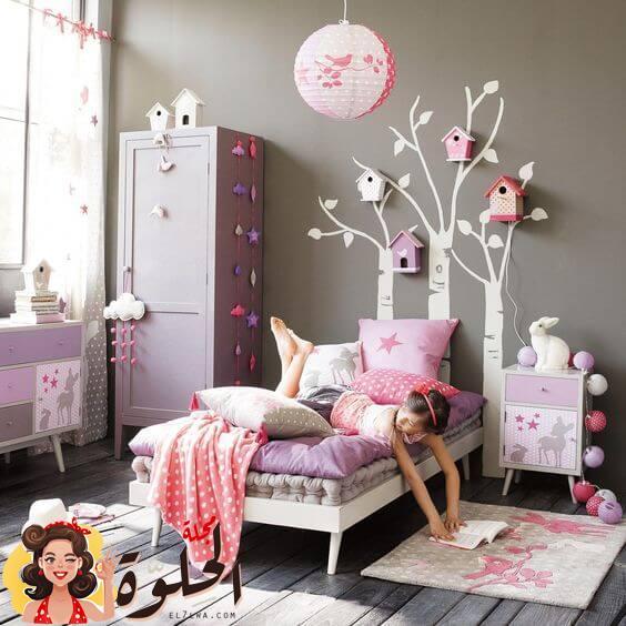 غرف نوم اطفال كلاسيك 2020