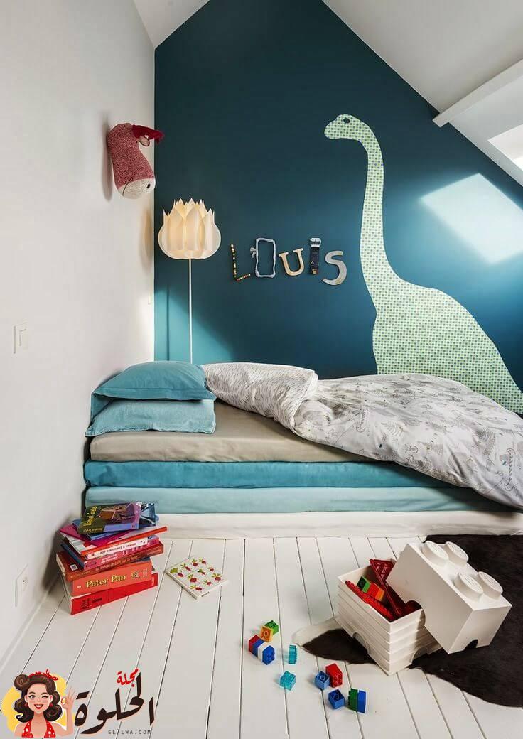 غرف نوم اطفال مودرن 2020 كاملة