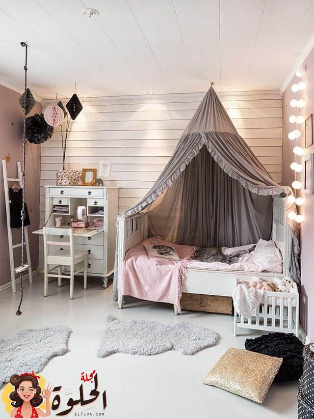 الوان غرف نوم اطفال بنات واولاد