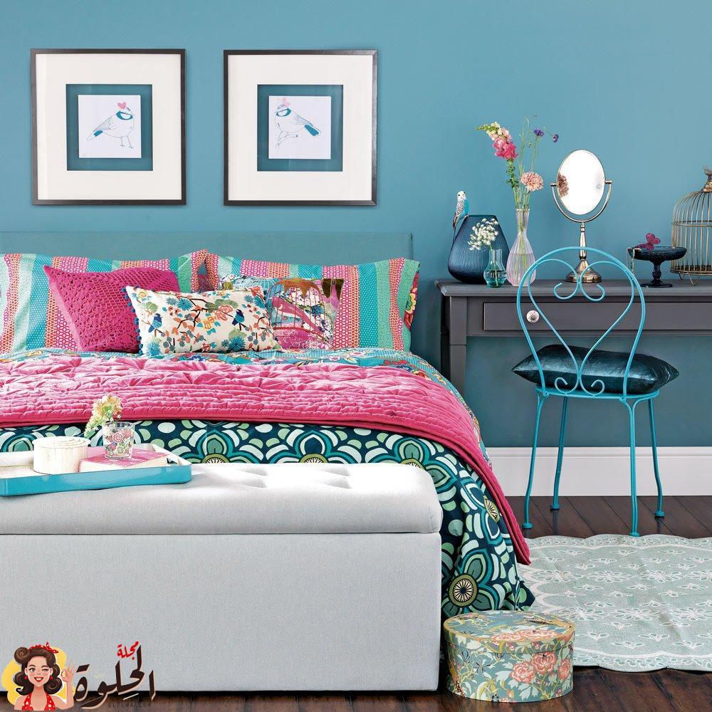 اجمل ديكورات غرف النوم للبنات الكبار