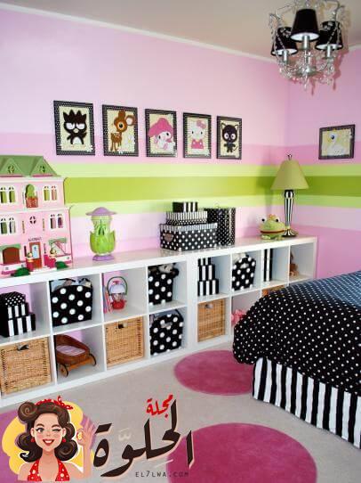 اجمل الصور غرف نوم اطفال