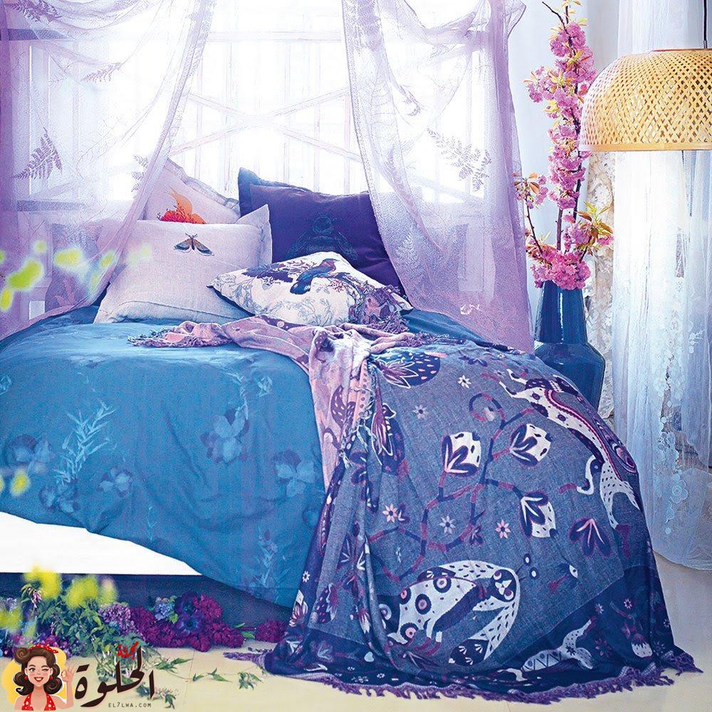 ديكورات غرف النوم للبنات المراهقات