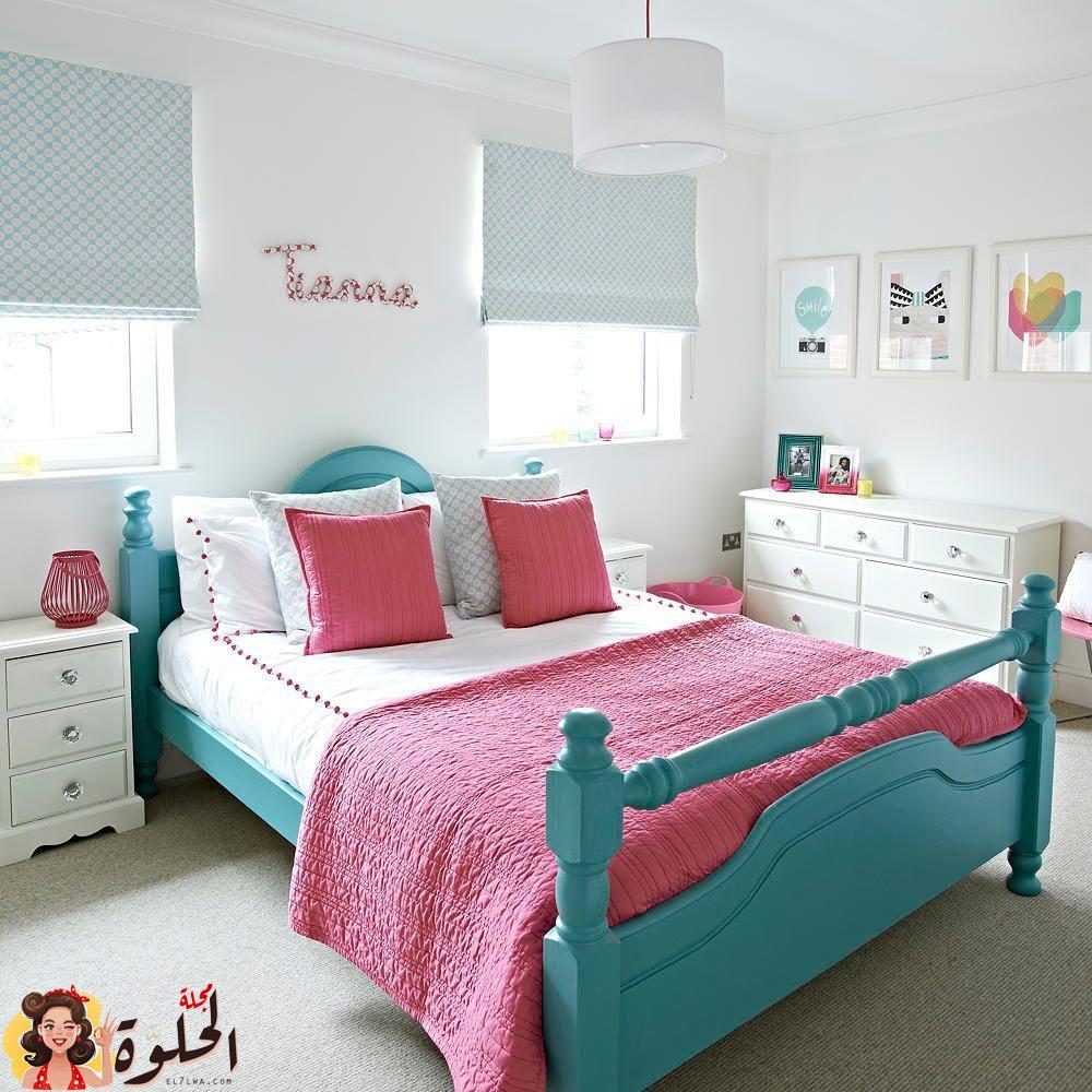 ديكور غرف نوم بنات ٢٠٢٠ وطريقة اختيار الوان غرف نوم البنات