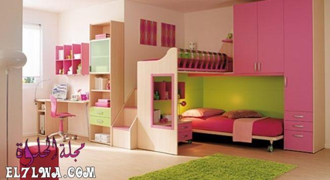 اجمل ديكورات غرف نوم الاطفال الحديثة - ديكورات غرف اطفال 2021 ديكور غرف اطفال
