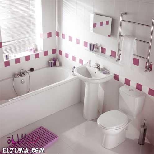 ديكور حمامات صغيرة 2021