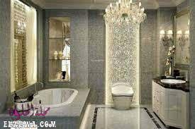 ديكورات حمامات 2021