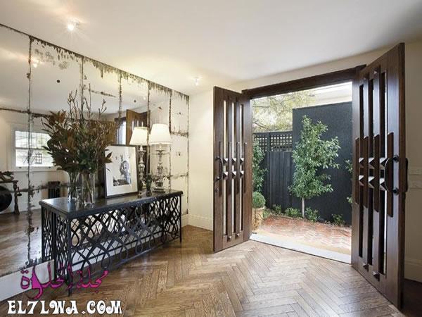 ديكور مدخل البيت 2 - ديكورات مدخل البيت 2021 أفكار ديكور لمدخل البيت