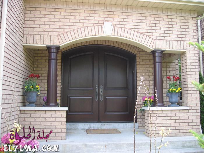 ديكور مدخل البيت 3 - ديكورات مدخل البيت 2021 أفكار ديكور لمدخل البيت