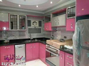 ديكور مطبخ يتناسب مع العرائس 300x225 - ديكورات مطابخ 2021 صور مطابخ