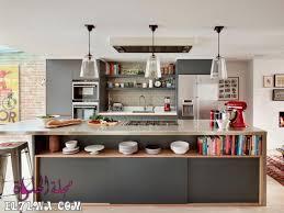 ديكور مطبخ يتناسب مع المطبخ الأمريكي - ديكورات مطابخ 2021 صور مطابخ