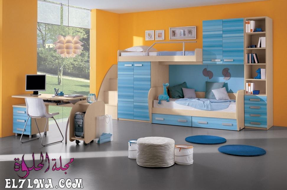 غرف اطفال بسيطة - ديكورات غرف اطفال 2021 ديكور غرف اطفال