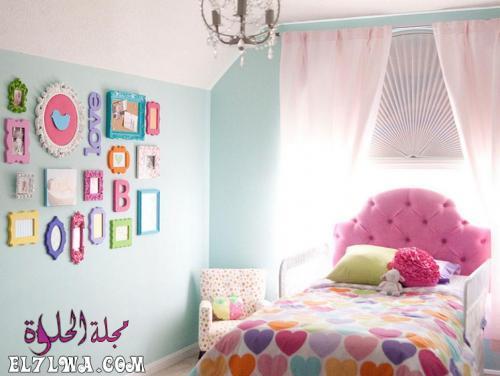 غرف اطفال - ديكورات غرف اطفال 2021 ديكور غرف اطفال