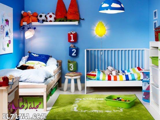 ديكور غرف اطفال بسيطة