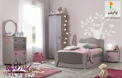غرف نوم بنات كلاسيكية - ديكورات غرف نوم بنات 2021 صور ديكور غرف نوم للبنات