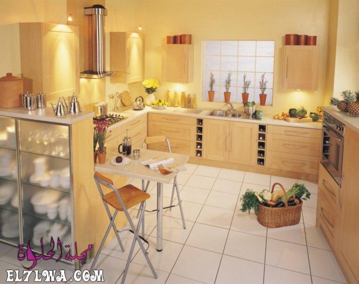 ديكور مطبخ بسيط 2021