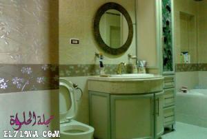صور دواليب حمامات الوميتال 2021 م