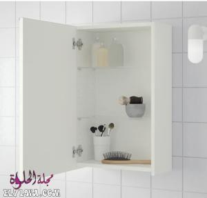 صور أشكال دواليب حمامات ايكيا مصر 2021 م