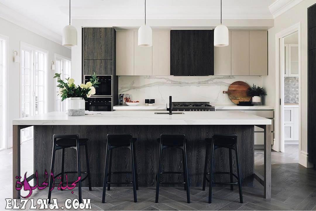 american kitchen design bertazzoni italian kitchen 31 1 - ديكورات مطابخ 2021 صور مطابخ