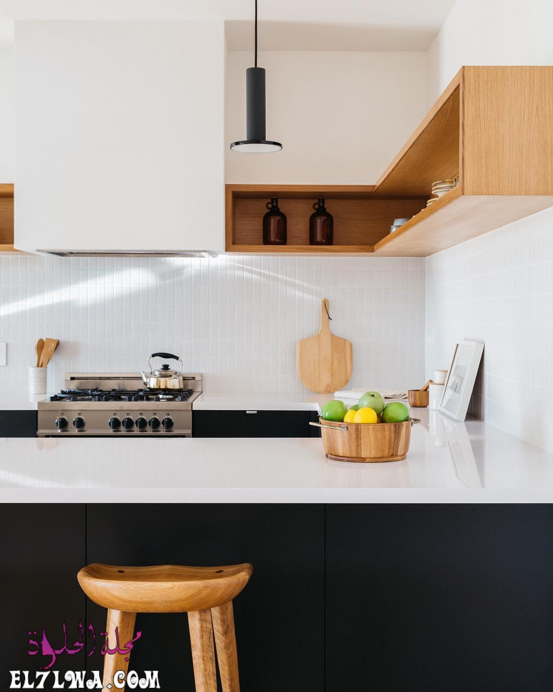 american kitchen design bertazzoni italian kitchen 45 - ديكورات مطابخ 2021 صور مطابخ