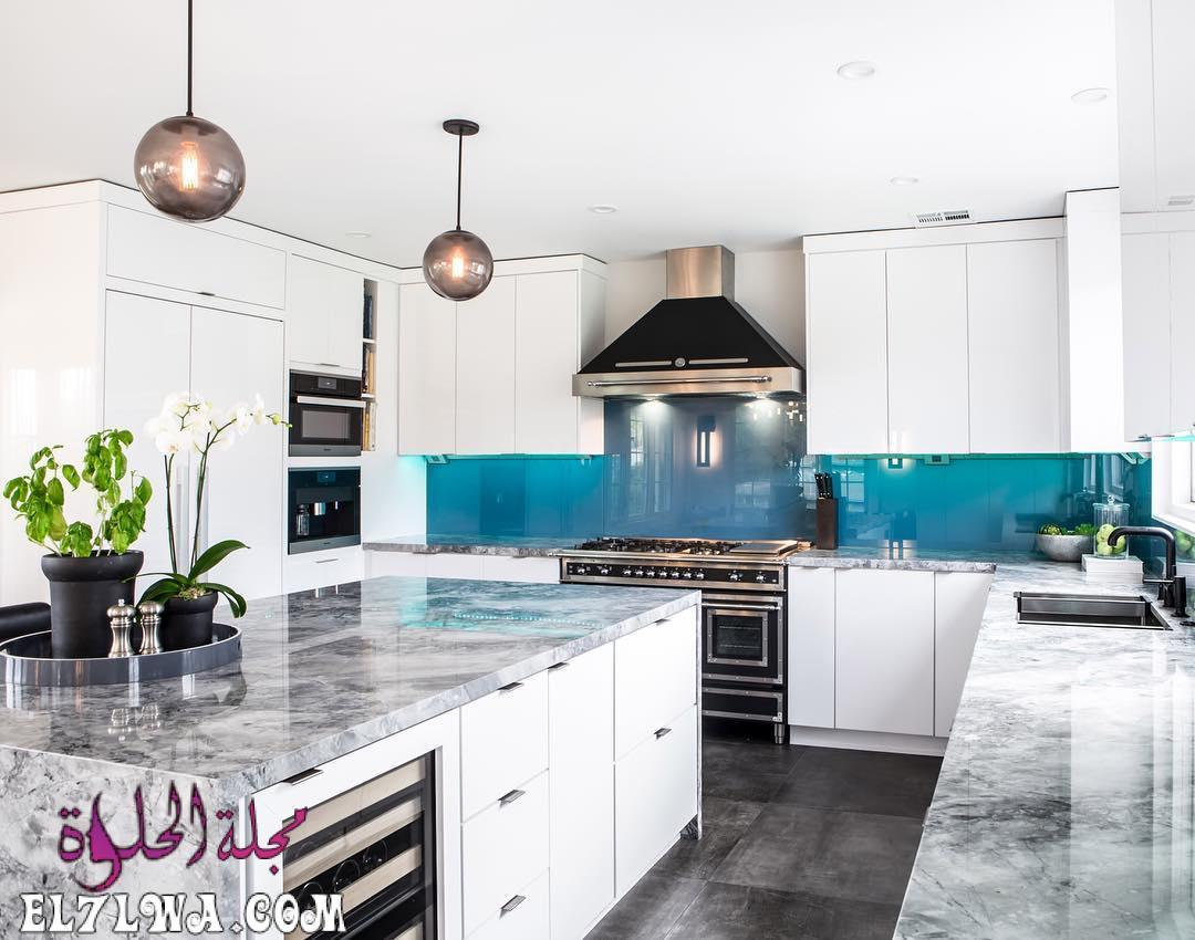 american kitchen design bertazzoni italian kitchen 6 - ديكورات مطابخ 2021 صور مطابخ