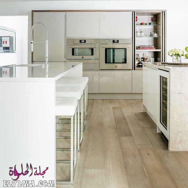 american kitchen interiors design bertazzoni italianbark 18 - ديكورات مطابخ 2021 صور مطابخ
