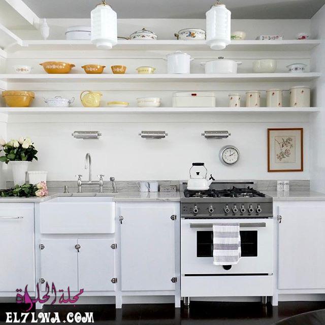 american kitchen interiors design bertazzoni italianbark 21 - ديكورات مطابخ 2021 صور مطابخ