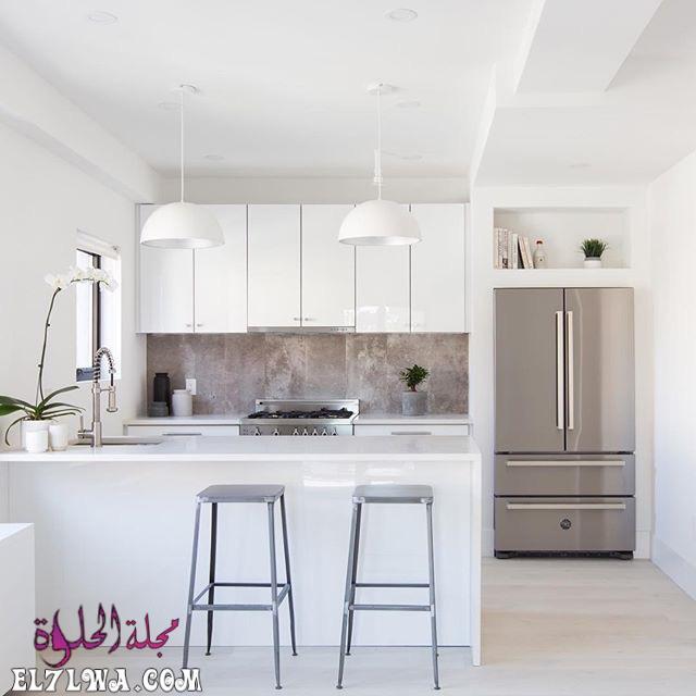 american kitchen interiors design bertazzoni italianbark 24 1 - ديكورات مطابخ 2021 صور مطابخ