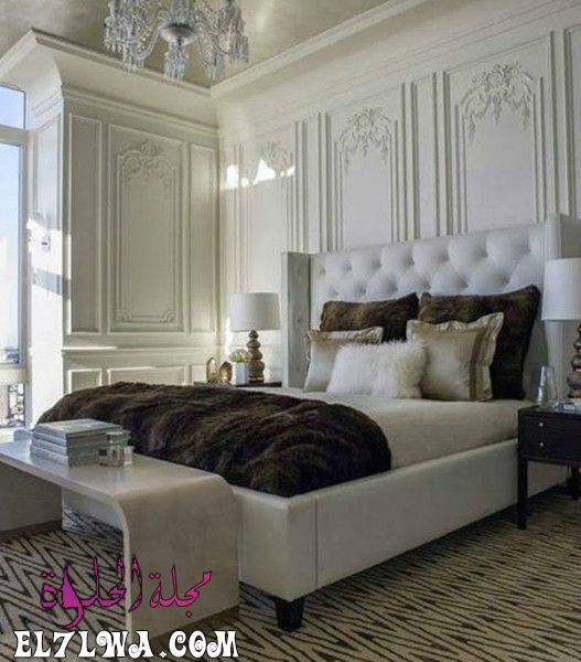 classic bedroom 10 - أثاث غرف نوم 2021 صور أثاث غرف نوم