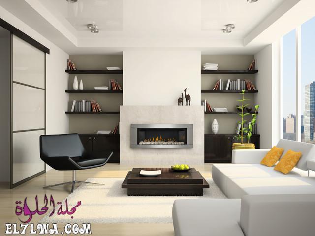 home design 45 - صالات مودرن 2021 ديكور صالات مودرن