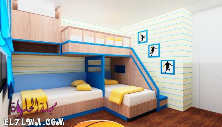 mobykan.comديكورات حوائط غرف اطفال 750x430 1 - ديكورات غرف اطفال 2021 ديكور غرف اطفال