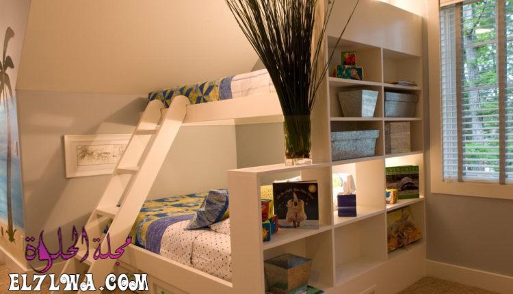 mobykan.comديكورات غرف الاطفال صغيرة المساحة 750x430 1 - ديكورات غرف اطفال 2021 ديكور غرف اطفال
