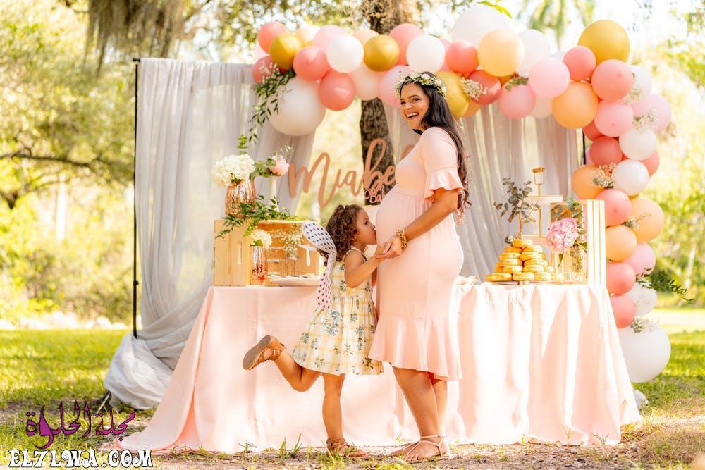 اجمل الصور عن الام الحامل