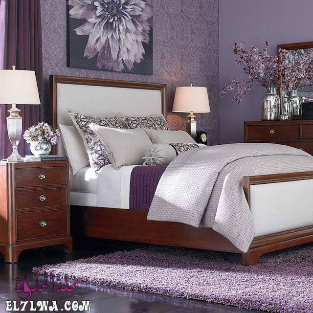 الوان غرف نوم صغيرة