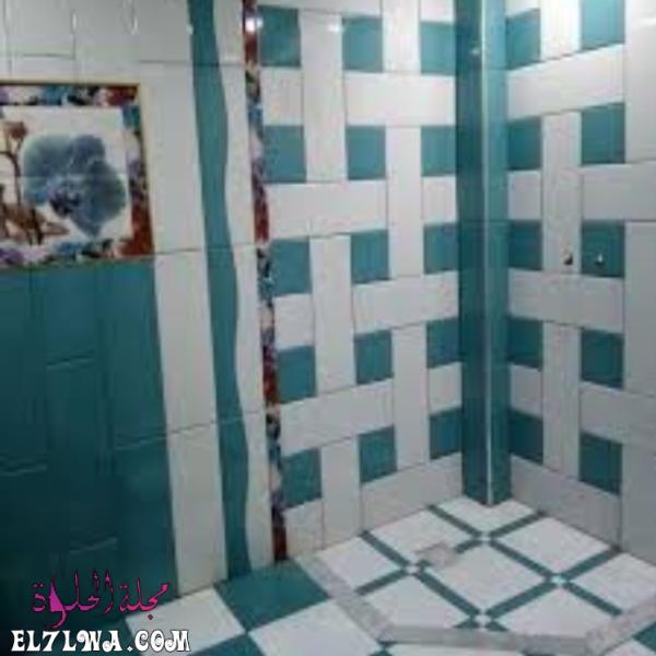 صور سيراميك حمامات 2021 أشكال سيراميك حمامات 2021 مجلة الحلوة