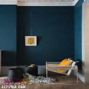 ألوان دهانات صالات شقق عرايس 2021