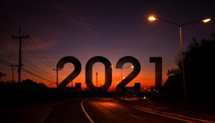 بطاقات تهنئة بالعام الجديد 2021 أجمل صور العام الجديد 2021