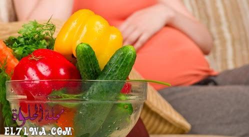 فوائد الخيار للحامل