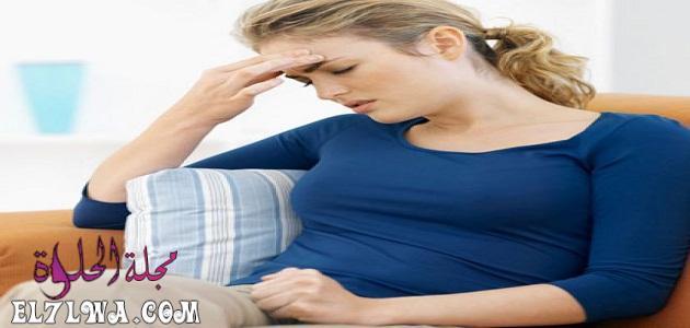 اعراض الحمل للبكر قبل الدوره