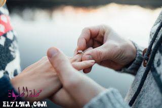 صور خطوبة رومانسية كلام يفرح خطيبي رسالة تفرح خطيبي